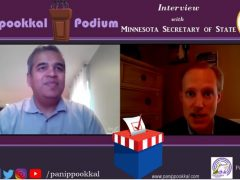 Interview with Mr. Steve Simon (Secretary of State, Minnesota)